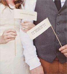 Una boda campestre de ensueño en fotos