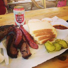 John Mueller Meat Company BBQ in Austin, TX
