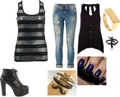 """""""Untitled #143"""" by litanola ❤ liked on Polyvore"""