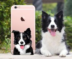 Diy Phone Case, Cute Phone Cases, Iphone Phone Cases, Iphone 7, Dog Illustration, Cool Technology, Mobiles, Pets, Creative