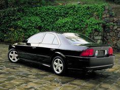 2000–02 Lincoln LS '1999–2002