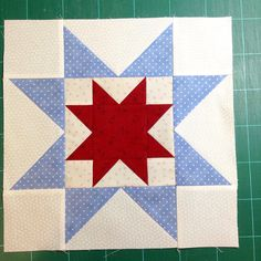 History of underground railroad quilts, african quilts | Quilt ... : north star quilt block - Adamdwight.com