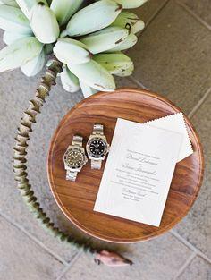 Matching Silver Rolex Watches