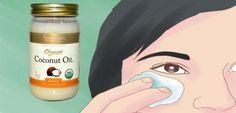 Lavez votre visage avec l'huile de noix de Coco tous les jours et OBSERVEZ ce qui arrive aux rides !