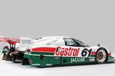 Jaguar XJR-9 - Le Mans winner after 30 years of waiting
