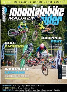 Bike Packing - Totale #Freiheit im Selbstversuch ️ Jetzt in  MTB mountainbike rider.  #biking #Mountainbike #Bikepacking