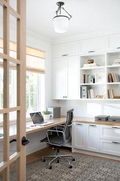 aménager un bureau chez soi : 12 conseils quand on travaille à la maison ! | Une hirondelle dans les tiroirs