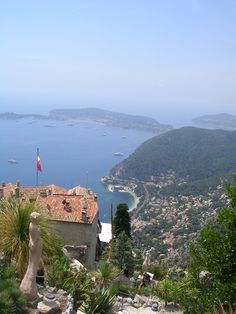 Eze, France is the most beautiful place I've ever been to!