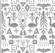 Image of Maailman synty fabrics by the meter |<br /> Maailman synty -metrikangas