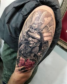 I incredibly appreciate the colors, lines, and linework. This is a great idea i. - I incredibly appreciate the colors, lines, and linework. This is a great idea if you would like a - Tatuajes Irezumi, Irezumi Tattoos, Forearm Tattoos, Arm Band Tattoo, Body Art Tattoos, Hand Tattoos, Arabic Tattoos, Samurai Tattoo Sleeve, Samurai Warrior Tattoo
