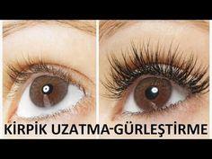 Tips for Longer Eyelashes Beauty Care, Hair Beauty, Learn Makeup, Longer Eyelashes, Lavender Oil, Castor Oil, Aloe, How To Apply, Eyebrows