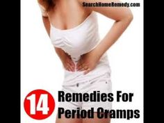 14 Period Cramps Home Remedies Natural Treatments & Cures | Search Home Remedy