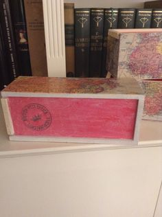 Cheese boxes Cheese Boxes, Decoupage, Eyeshadow, Diy, Eye Shadow, Bricolage, Eye Shadows, Do It Yourself