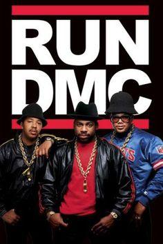 RUN- DMC ~ 80's Rap Stars
