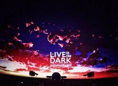 LIVE in the DARK / Schroeder-Headz@プラネタリウム天空  まったく未知のライブだった……プラネタリウムでエモい映像とエモい音楽、予想はしてたけど意識ぶっ飛ぶくらい気持ちよくて心が爆発しました