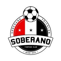 Logo desenvolvida para a fanpage Soberano Tricolor (não oficial) do time paulista.
