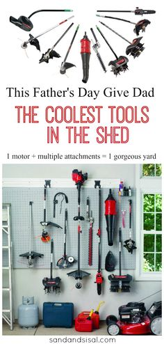 father's day gifts shed