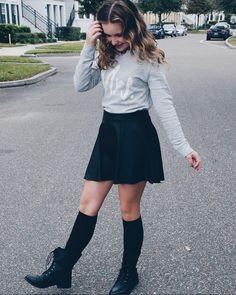Joy | Beautynezz | NIK&NIK Jessie Tv Show, Dress Skirt, Skater Skirt, Sock Shoes, Kids Wear, Looks Great, What To Wear, Girl Fashion, Cute Outfits