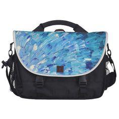 Gorgeous Colorful Art Computer Bag $179.95 By Ebi Emporium on Zazzle :D