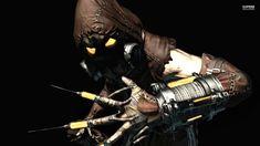 """At the end of fear, oblivion."" Scarecrow (Batman: Arkham Asylum)"