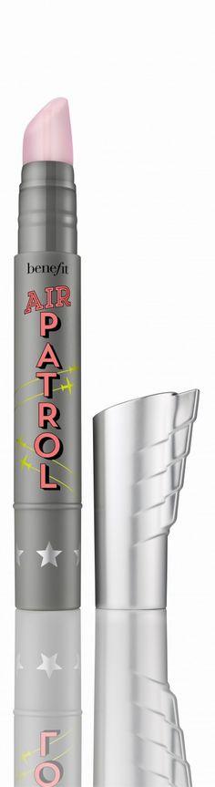 Benefit Cosmetics launches Air Patrol BB cream eyelid primer