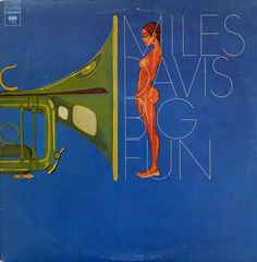 Miles Davis - Big Fun (US 1st pressing 2LP) Vinyl rip in 24 Bit/ 96 Khz + CD