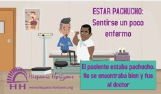 Expresiones: Estar Pachucho Spanish Expressions, Screen Shot, Shots, Family Guy, Guys, Character, Academia, Little Brothers, Speak Spanish