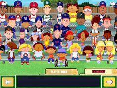 Online Backyard Baseball 60 best jomc182 images on pinterest | avatar, baseball and baseball