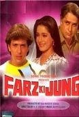 Farz Ki Jung is a 1989 Indian Bollywood film directed by R.P. Swamy. It stars Shashi Kapoor, Govinda and Neelam
