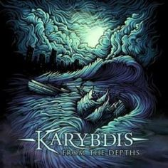 Review: Karybdis – From the Depths (Album) by Connor Flello