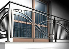 8 Eye-Opening Tips: Horse Fence Corners painted wooden fence.Iron Fence And Gates tree fence gate.Fence And Gates Curb Appeal. Balcony Grill Design, Balcony Railing Design, Window Grill Design, Brick Fence, Front Yard Fence, Fenced In Yard, Gabion Fence, Small Fence, Horizontal Fence