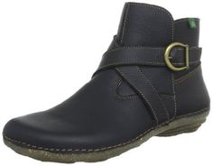 El Naturalista Womens Ankle Boot N305 Torcal Black 95 US >>> Click image to review more details.