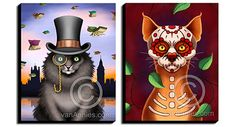 Whimsical Oddities By Chaos in Color