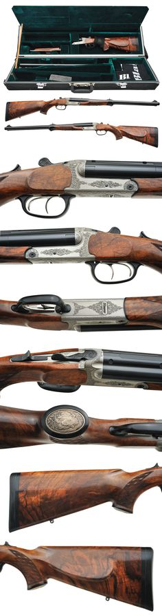 Griffin & Howe Rifle Details Page Blaser - S2 Super Luxus Upgrade - .470 N.E. caliber - $11,000.00 I pinned this one just for the wood- the chatoyant nature of this piece is breathtaking!