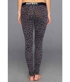 nike leopard leg a see