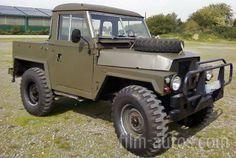 Land Rover Lightweight Serie III 1983