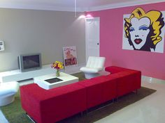 Pop Art Decoration images | < Interior Inspiration > | Pinterest ...