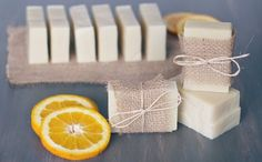Citrus Tea Tree Soap - This DIY Soap Will Make Your Skin Glow All Summer Long