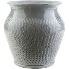 This elegant home decor planter will look great in your home. Crafted from 100-  sc 1 st  Pinterest & Safavieh White Ceramic Elephant Stool X-A1054SCA - asian - Accent ... islam-shia.org