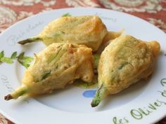 Fried Stuffed Squash Blossoms - Squash Flowers Stuffed with Goat Cheese - YouTube