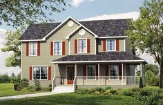 If you're hunting for a sweet #CustomBuilt plan, check out the Huntington. #UBH #UBHFamily