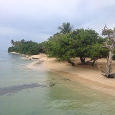 No mans land - Trinidad and Tobago