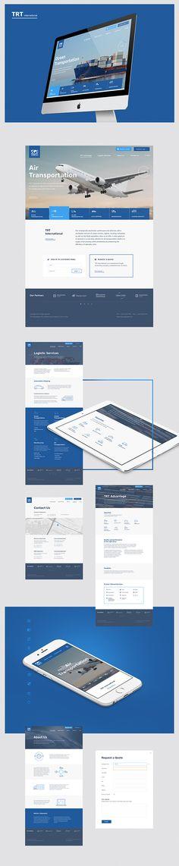 TRT on Web Design Served