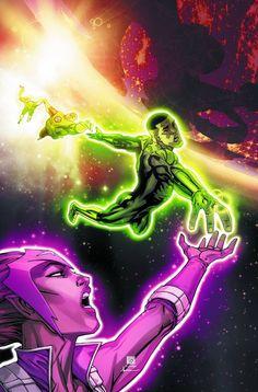 Green Lantern Corps (2011) Issue #23