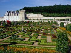 gardens of villandry france - Google Search