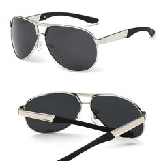 China factory supply designers replica alloy frame polarized mirrored aviator sunglasses jf8005-1