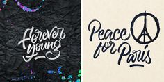 Awesome Lettering & Calligraphy Set on Behance