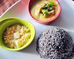 Sesame Rice ~ Nuvvula Pongali ~ Nuvvula pulgam