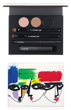 M·A·C 'Illustrated - Smoky Eye Black' Kit by Julie Verhoeven (Nordstrom Exclusive) ($100 Value) | Nordstrom