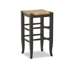 """Napoleon"" backless barstool from Pottery Barn $129.  Also available in white and wood finish."